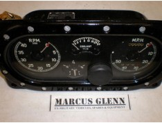Instrument Panel - No:1 Mk: 1