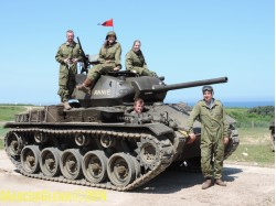 Muckleburgh Display Weekend - Day 2 - (01/06/2014)