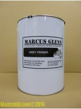 5 x Litres Grey High Zinc Primer