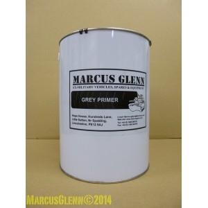 5 x Litres Grey High Zinc Primer