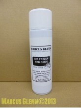 500ml Aerosol - Red Oxide