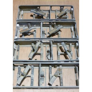 25 PDR Limber Shell Racks