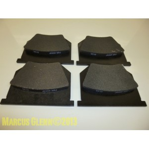 Main Brake Pads