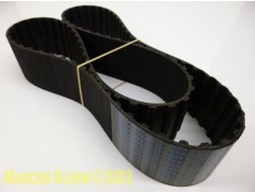 Cooling Fan Drive Belt