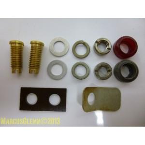 2 Pin Inspection Light Socket Repair Kit