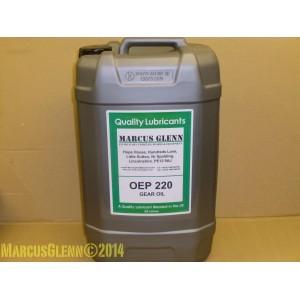 OEP 220 Gear Oil