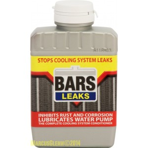 'BARS' Cooling System Conditioner